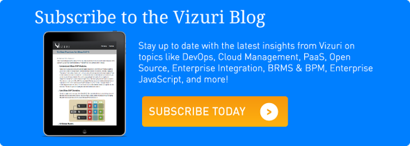 Subscribe to the Vizuri Blog
